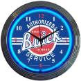 8BUICK - GM Buick Service Neon Clock